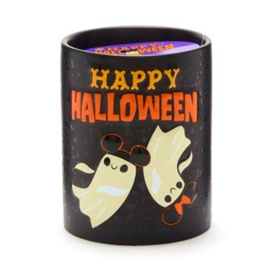 Walt Disney World Mickey and Minnie Ghosts Halloween Candle