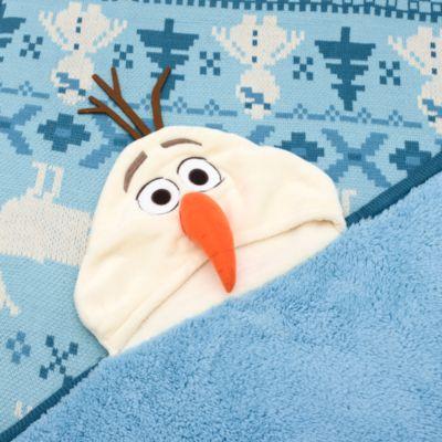 Disney Store Jeté La Reine des Neiges en polaire