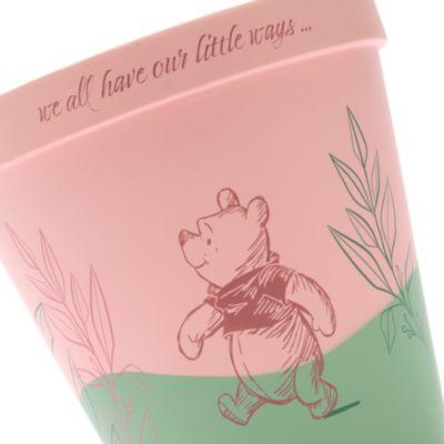 Disney Store Pot de fleur Winnie l'Ourson