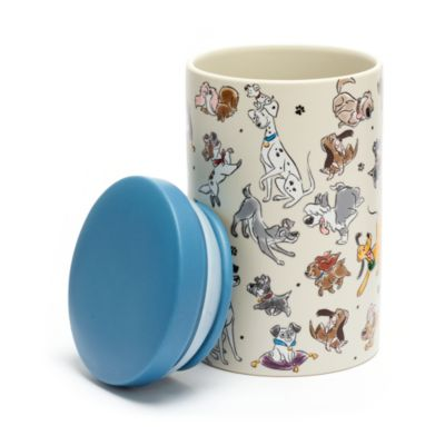 Disney Store Disney Dogs Canister