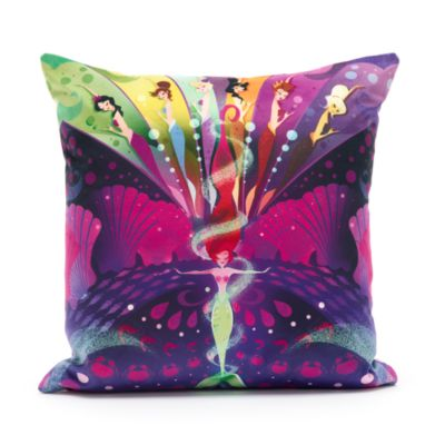 Disney Store The Little Mermaid Cushion
