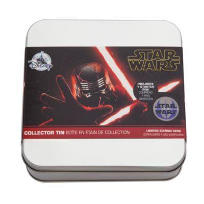 Disney Store Pin's d'initiation avec fanion Star Wars: L'Ascension de Skywalker