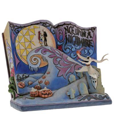 Enesco The Nightmare Before Christmas Storybook Disney Traditions Figurine