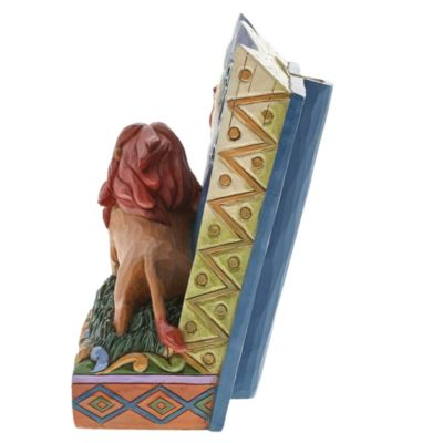 Enesco The Lion King Remember Who You Are Storybook Disney Traditions Figurine