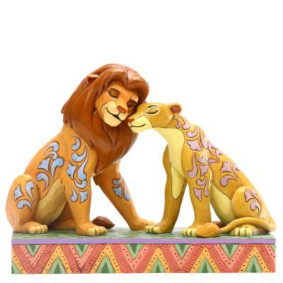 Enesco The Lion King Savannah Sweethearts Disney Traditions Figurine