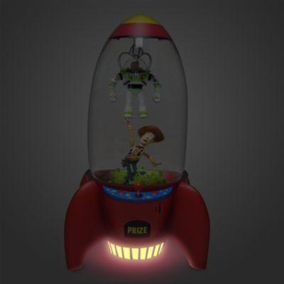 Bola de nieve con iluminación Toy Story 25.º aniversario, Disney Store