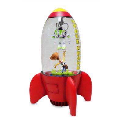 Disney Store Toy Story 25th Anniversary Light-Up Snow Globe
