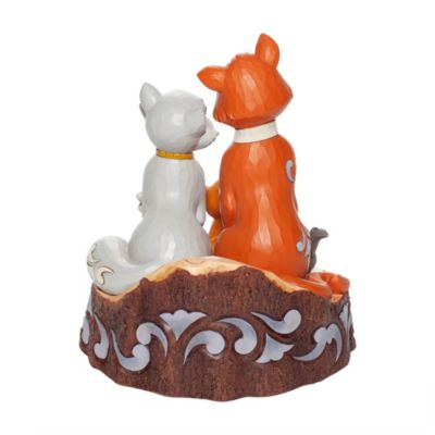 Enesco The Aristocats Carved by Heart Disney Traditions Figurine