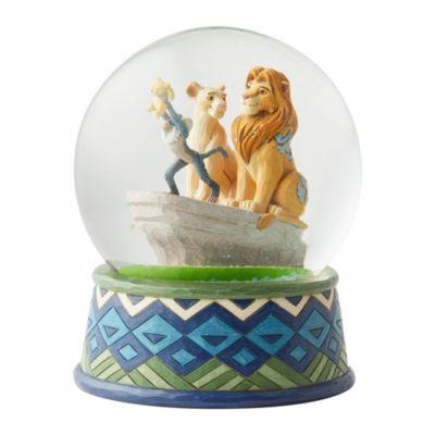 Enesco The Lion King Disney Traditions Snow Globe