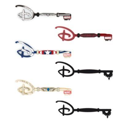 Chiave da collezione a sorpresa Disney+ Marvel Disney Store