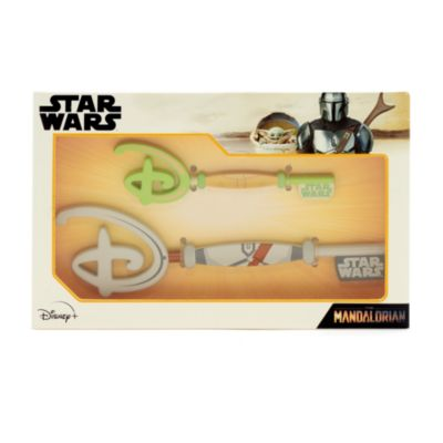 Disney Store - Star Wars: The Mandalorian - Schlüsselset