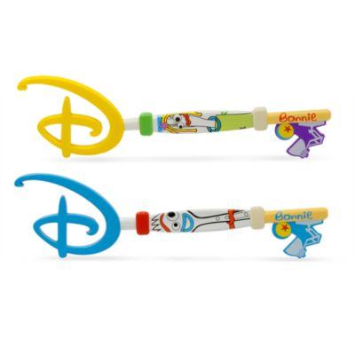 Disney Store - Toy Story4 Forky und Karen - Eröffnungszeremonie-Schlüssel