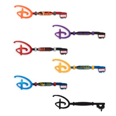 Llave coleccionable misteriosa La Saga del Infinito, Marvel Studios, Disney Store