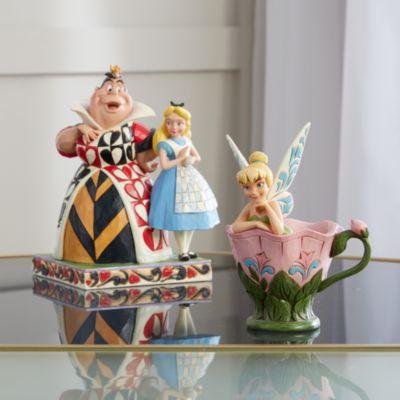 Enesco figurita Alicia y la Reina de Corazones, Disney Traditions