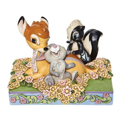 Enesco Bambi and Friends Disney Traditions Figurine