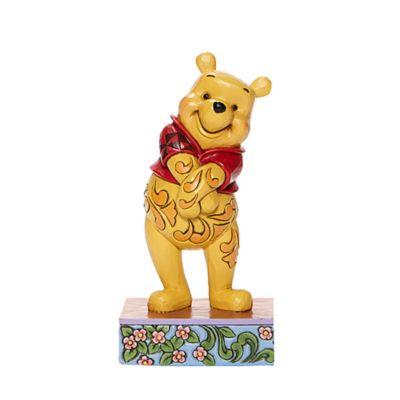 Enesco Winnie the Pooh Personality Pose Disney Traditions Figurine