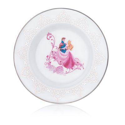 English Ladies Co. Sleeping Beauty Fine Bone China Collector Plate