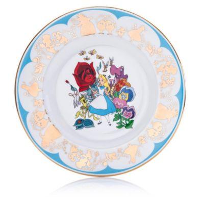 English Ladies Co. Alice in Wonderland Fine Bone China Collector Plate