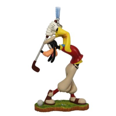 Disney Store Goofy Hanging Ornament