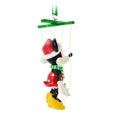 Disney Store Décoration de Noël Minnie à suspendre