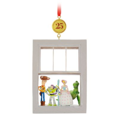 Disney Store Toy Story Legacy Hanging Ornament
