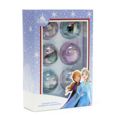 Bolas Navidad Frozen 2, Disney Store