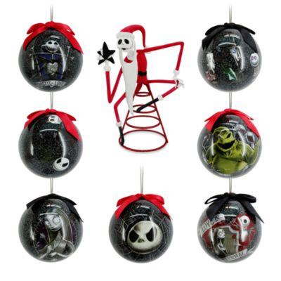 Disney Store Décorations d'arbre de Noël L'Étrange Noël de Monsieur Jack