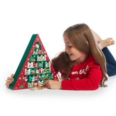 Disney Store Calendrier classique de l'Avent Mickey et ses Amis, Holiday Cheer