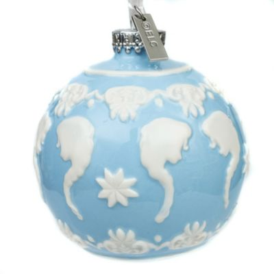 English Ladies Co. Elsa Fine China Hanging Ornament, Frozen