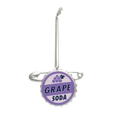 Disney Store Décoration Capsule de Grape Soda à suspendre