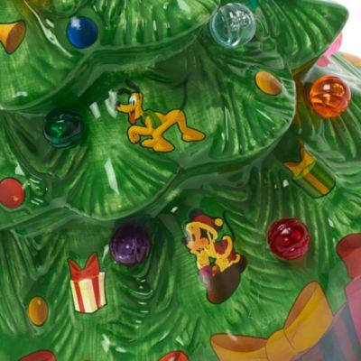 Walt Disney World Figurine Sapin de Noël lumineux Mickey et ses amis