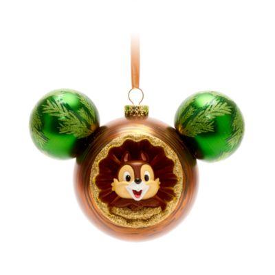 Decorazione a forma di Topolino da appendere Cip e Ciop Walt Disney World