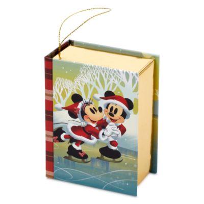 Walt Disney World Mickey and Friends Book Hanging Ornament