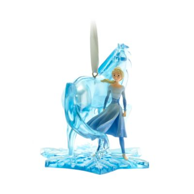 Adorno colgante Elsa y Nokk, Frozen2, Disney Store