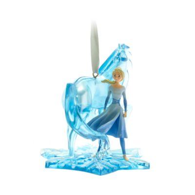 Disney Store Décoration Elsa et Nokk à suspendre, La Reine des Neiges2