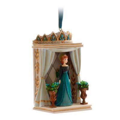 Disney Store Décoration Anna à suspendre, La Reine des Neiges2