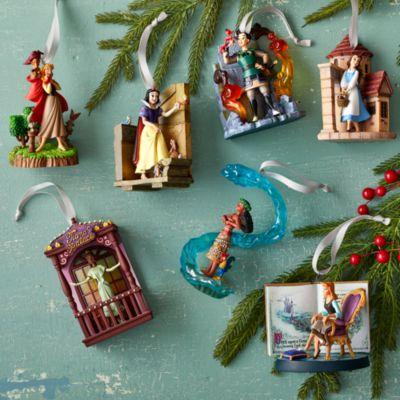 Disney Store Moana Hanging Ornament