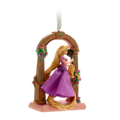 Adorno colgante Rapunzel, Enredados, Disney Store
