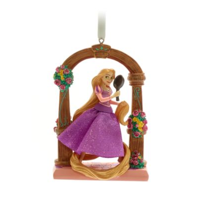 Disney Store - Rapunzel - Neu verföhnt - Rapunzel - Dekorationsstück zum Aufhängen