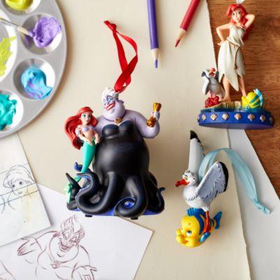 Adorno colgante Ariel, La Sirenita, Disney Store
