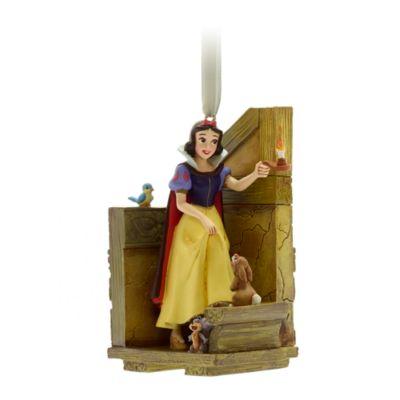 Disney Store Décoration Blanche Neige à suspendre classique