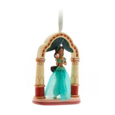 Adorno colgante Jasmine, Aladdín, Disney Store
