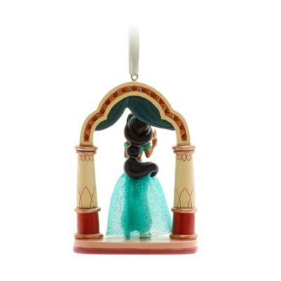 Disney Store Princess Jasmine Hanging Ornament, Aladdin