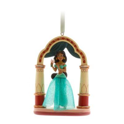 Disney Store - Aladdin - Prinzessin Jasmin - Dekorationsstück zum Aufhängen