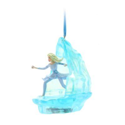 Decorazione musicale da appendere Elsa Frozen 2: Il Segreto di Arendelle Disney Store