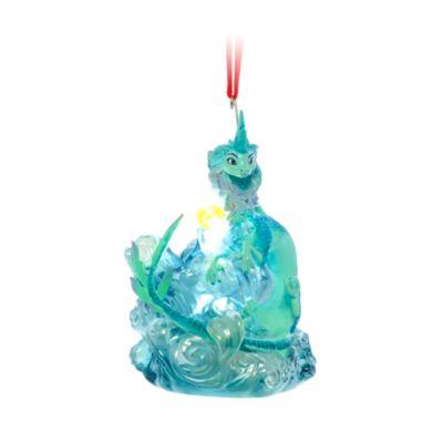 Disney Store Sisu Light-Up Hanging Ornament, Raya and the Last Dragon
