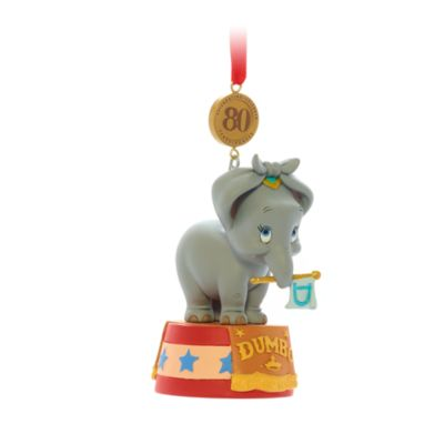 Disney Store - Legacy Kollektion - Dumbo - Dekorationsstück zum Aufhängen