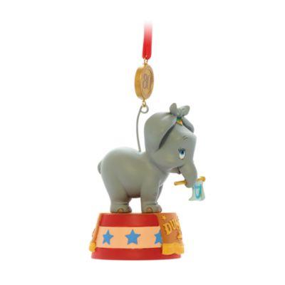 Disney Store Dumbo Legacy Hanging Ornament