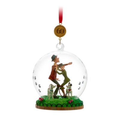 Disney Store 101 Dalmatians Legacy Hanging Ornament