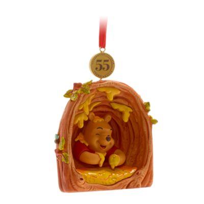 Disney Winnie the Pooh Honey Tree Legacy Hanging Ornament